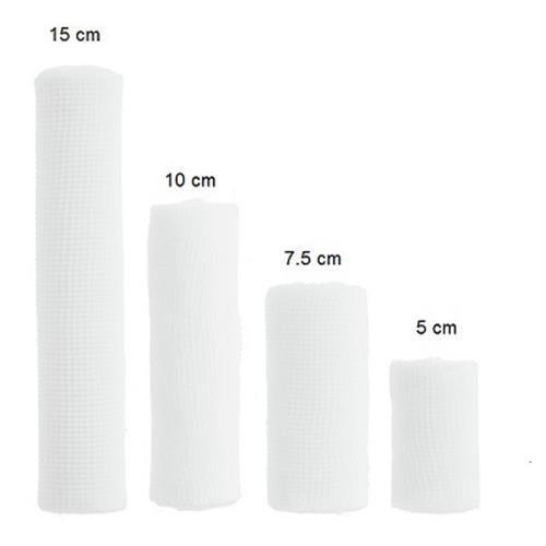 Wibril BPI Orthopedic Undercast Padding Bandage - باند پانسمان شکل پذیر  کنار بافته بی پی ای 15 سانتی متر   داروخانه آنلاین سبا دارو